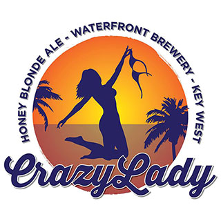 Crazy Lady Honey Blonde