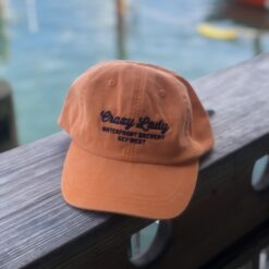 Crazy Lady hat front