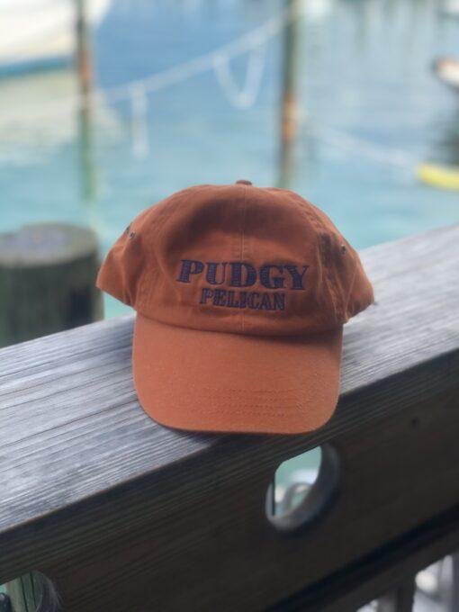 Key West pelican hat front