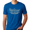 cool blue waterfront brewery t shirt