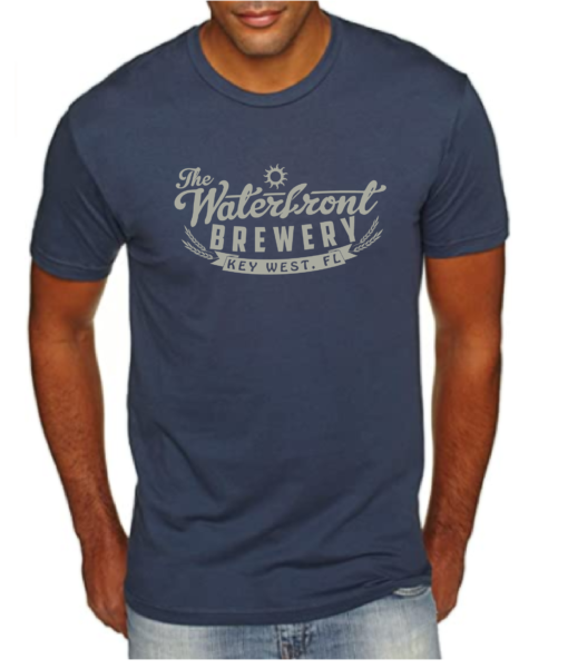indigo waterfront brewery t shirt