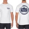 Waterfront Brewery stamp t shirt white